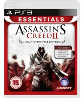 Assassin's Creed II - Game of The Year (PS3)
